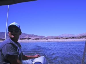 Our guide in search of Moby Dick.