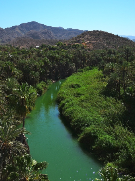 Santa Rosalía River