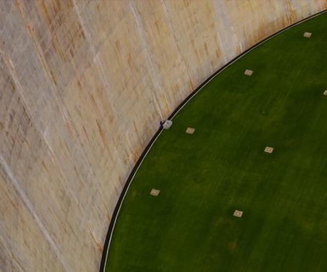 DEW Dam greens