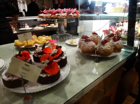 More desserts at Extraordinary Desserts!