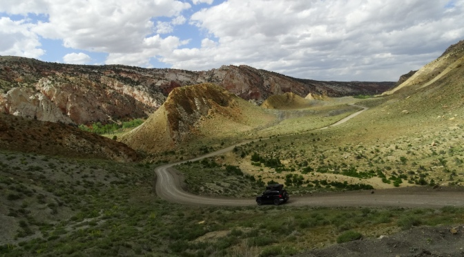 Our Journey to our Overland Vehicle part 2