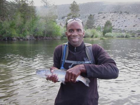 DEW w trout