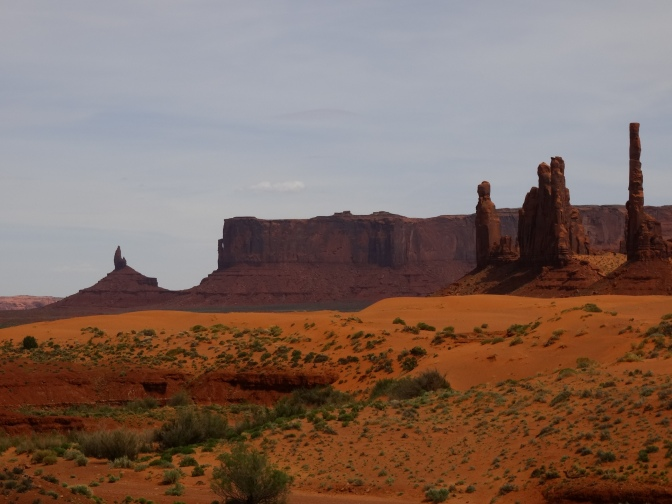 Navajo National Monument – Canyon de Chelly – Monument Valley