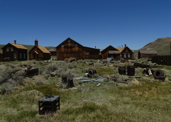 Bodie…Our favorite Ghost Town