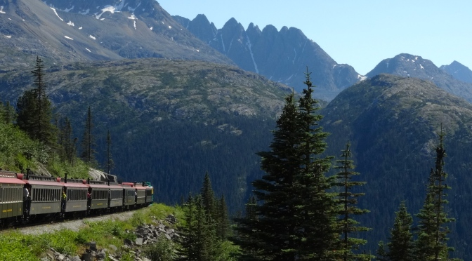 The most scenic railroad, the longest fish ladder and the largest weathervane