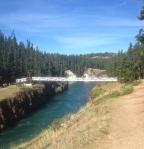 Yukon River Trail in Whitehorse, Yukon Territory
